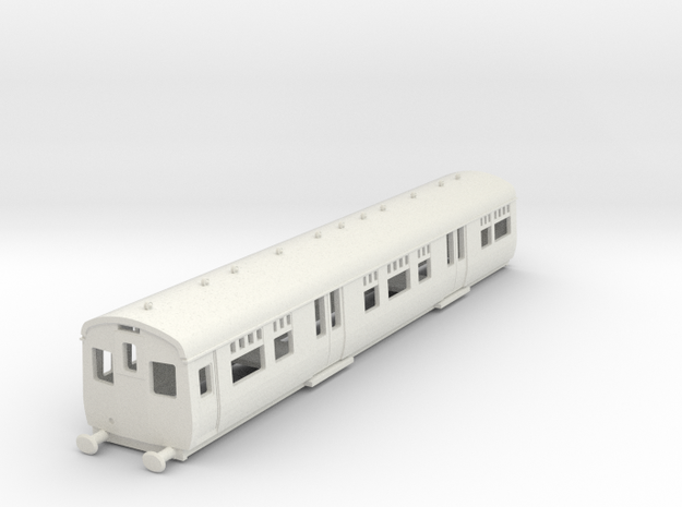 o-148-cl306-driver-trailer-coach-1 in White Natural Versatile Plastic