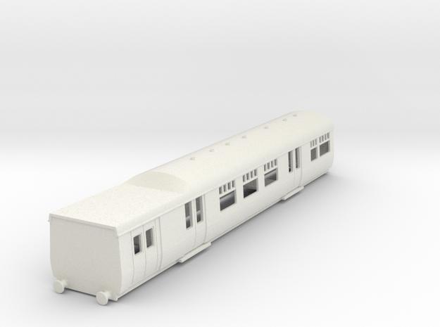 o-87-cl306-p-trailer coach-1 in White Natural Versatile Plastic