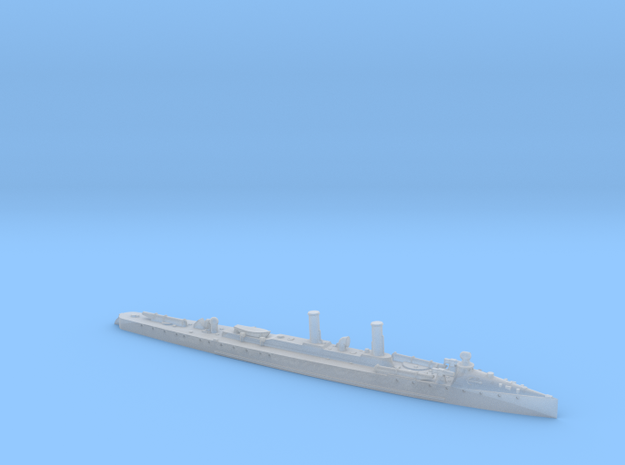 SMS Kígyó 1/1200 (without mast) in Smooth Fine Detail Plastic