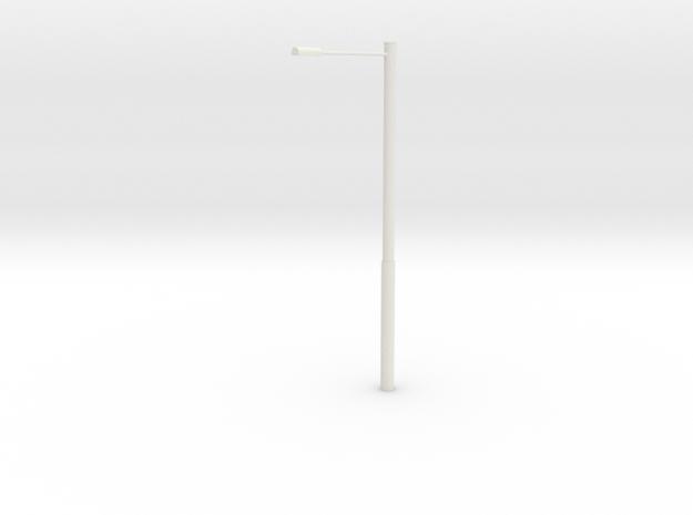 European Highway Light in White Natural Versatile Plastic: 1:87 - HO