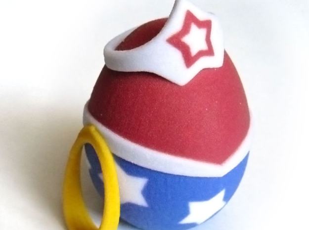 Wonder Egglet in Full Color Sandstone
