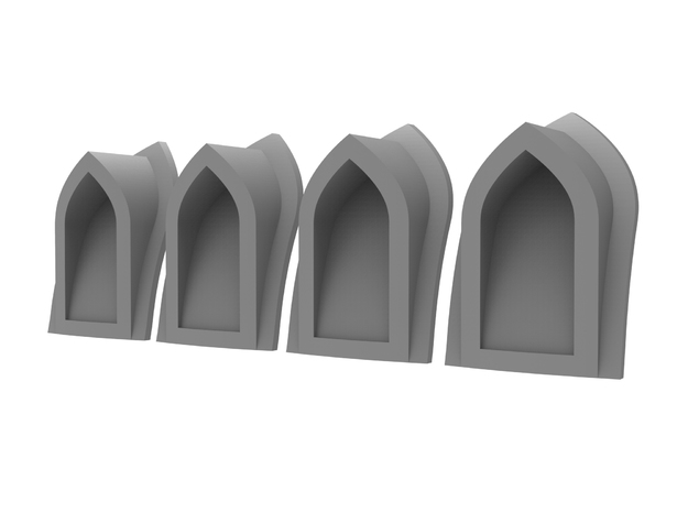Arch Vent - Hollow (4pcs)