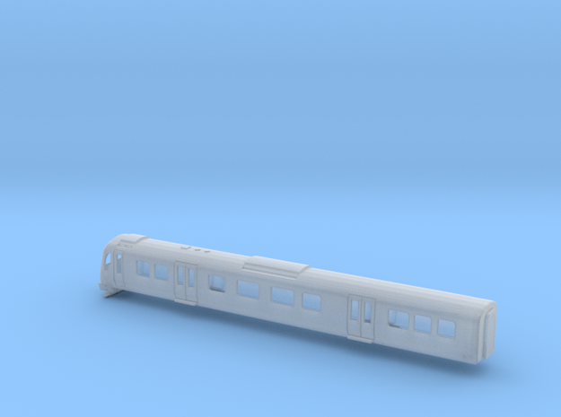 Siemens Class 185 DMOSB TPE in Smooth Fine Detail Plastic
