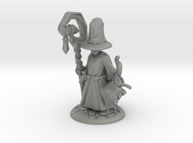 GABRIEL THE SORCERER in Gray Professional Plastic