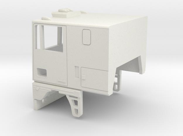 1/50 Dodge L1000 Cab in White Natural Versatile Plastic