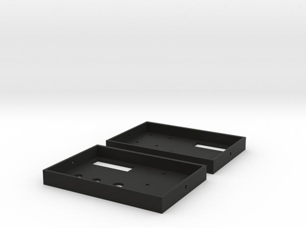 ANH Darth Vader Belt Box Tops (2) in Black Natural Versatile Plastic