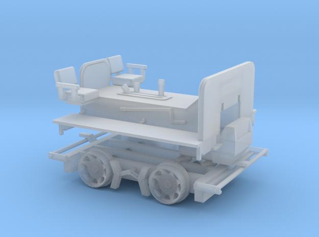 Sn42 - Fairmont M14 Speeder Car in Smooth Fine Detail Plastic