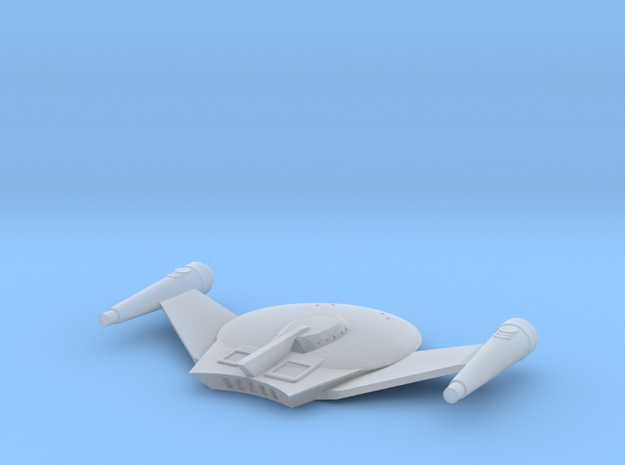 Star Empire Hawk Destroyer in Smooth Fine Detail Plastic
