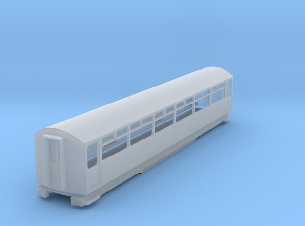 BM4-112 009 FR Coach 122 in Smooth Fine Detail Plastic