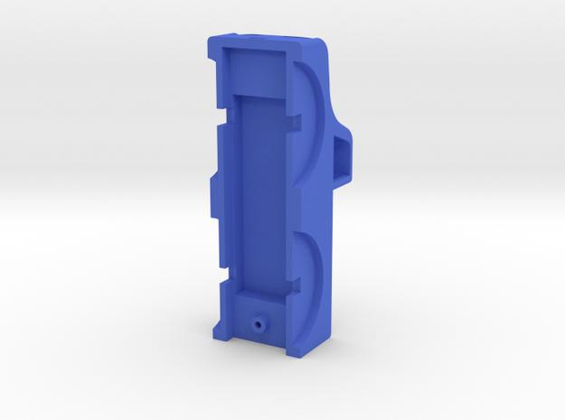 Truck body in Blue Processed Versatile Plastic