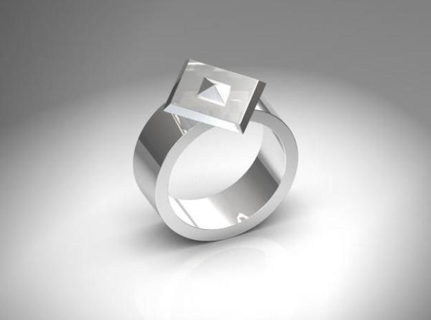 Guardian Ring 1976 GL Sz 16 3d printed