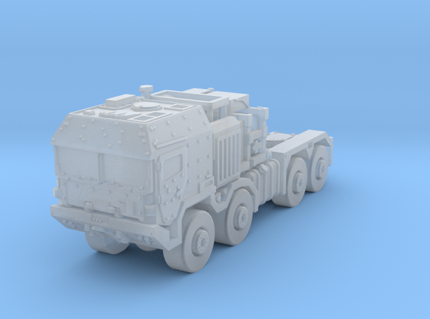 MAN HX81 8x8 truck in Smoothest Fine Detail Plastic: 6mm
