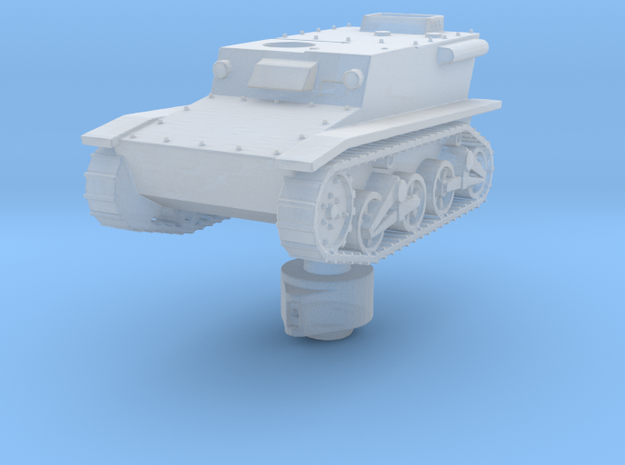 T41 1:144 in Smooth Fine Detail Plastic