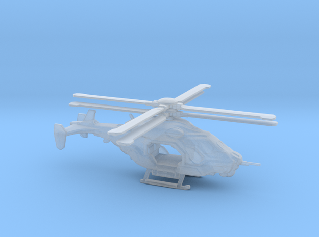 AH-50 C.E.L.L. helicopter / Crysis 2 in Smooth Fine Detail Plastic