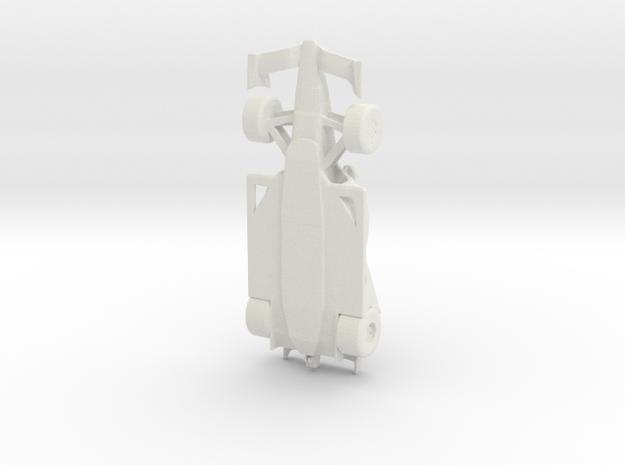 indycar 2018 in White Natural Versatile Plastic