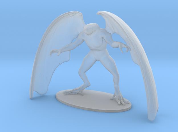 MothMan in Smooth Fine Detail Plastic: 1:64 - S