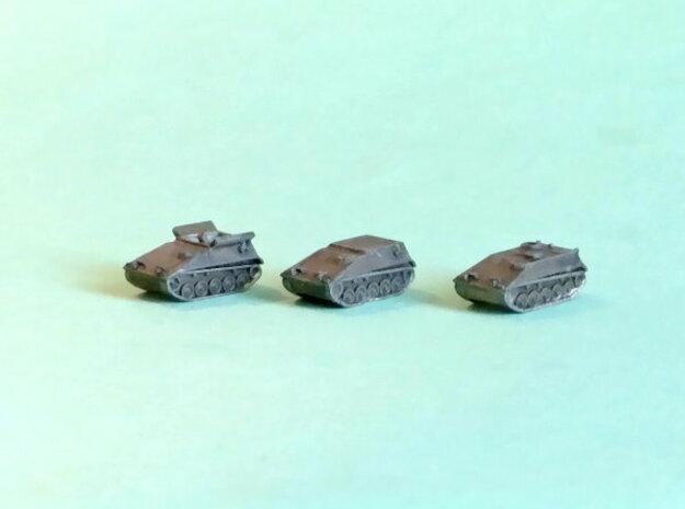 Hotchkiss SPz Kurz Mortar Carrier 1/285 6mm 3d printed Add a caption...