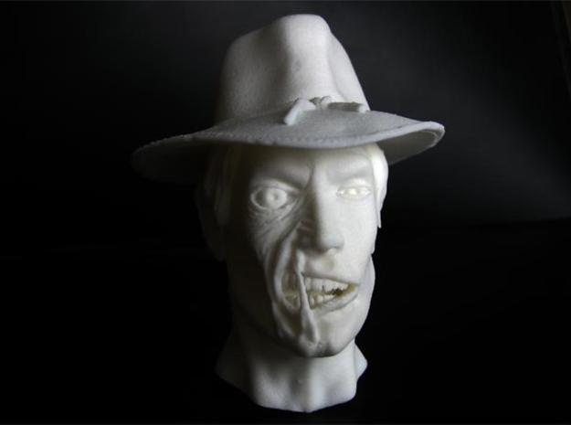 Jonah Hex (Head) 3d printed