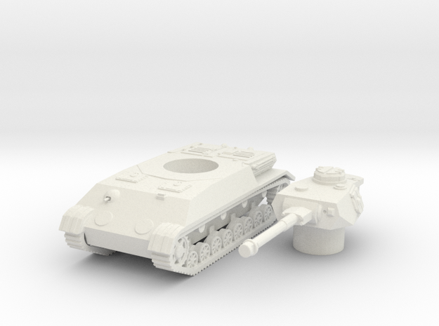 Panzer IV K scale 1/87