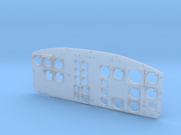 Vario UH-1 Instrument Panel 1/6 in Smooth Fine Detail Plastic