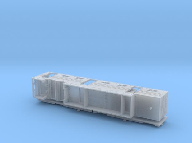 HO 1/87 Horsebox 56' Semi 03 in Smooth Fine Detail Plastic