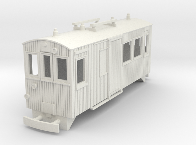 f-43-tam-motrice-fourgon-1st-class-1 in White Natural Versatile Plastic