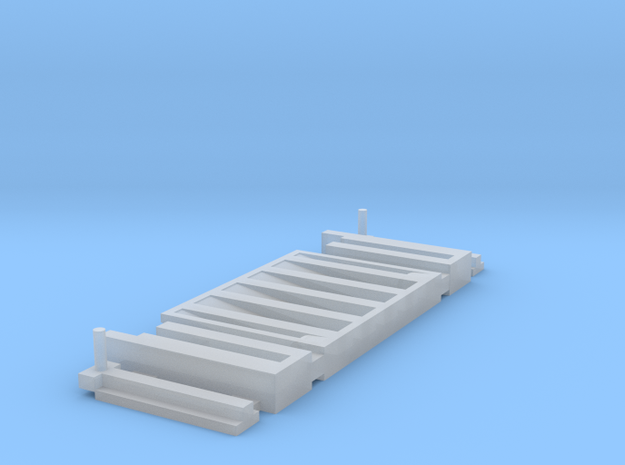 Lift Gate Positional 1-87 HO Scale in Smooth Fine Detail Plastic