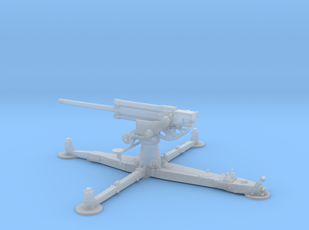 1/87 IJA Type 4 75mm Anti-aircraft Gun