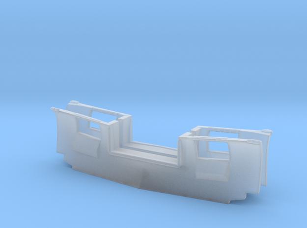 Medium Low Plow (N - 1:160) in Smoothest Fine Detail Plastic