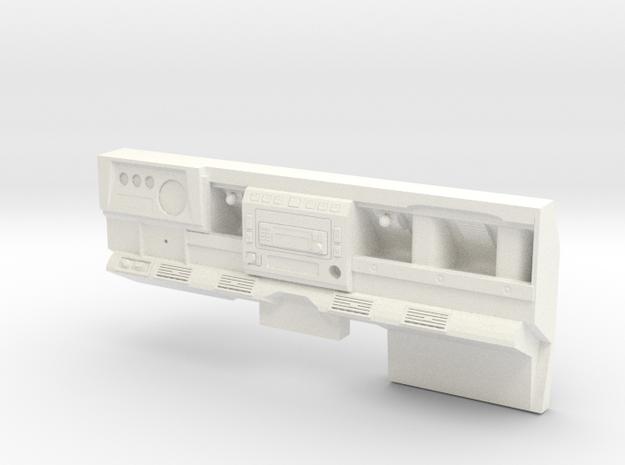 Defender D90 Dash Left Side Drive Highly detailed