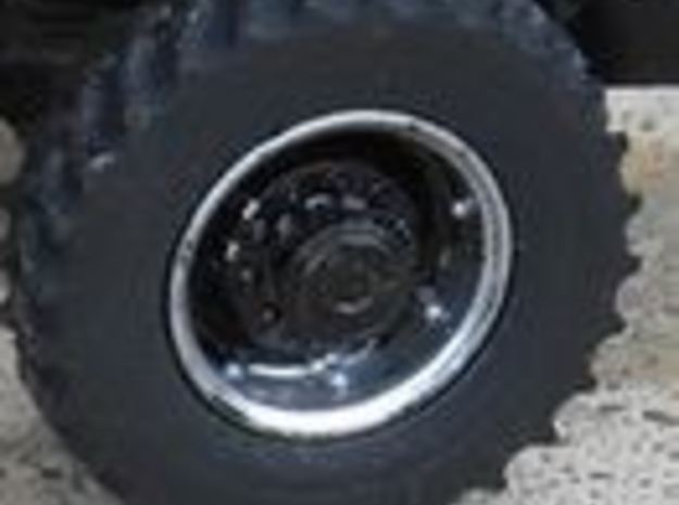 30 Inch FWA Wheel And Tire in Smooth Fine Detail Plastic