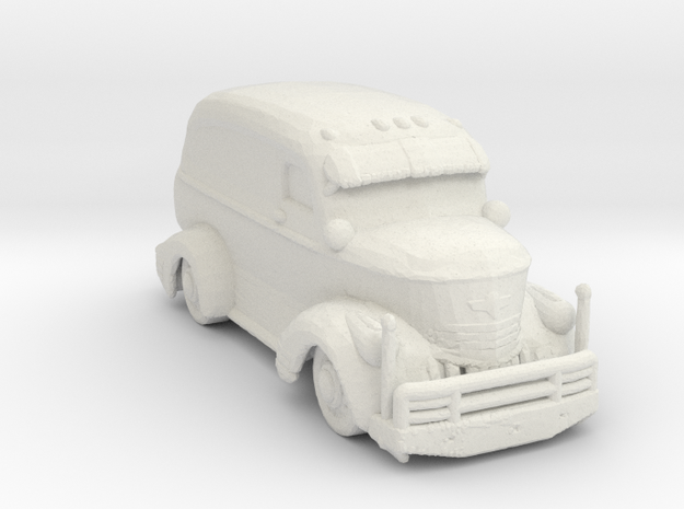Jeepers Creeper Van v2 285 scale