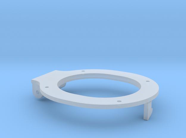 119 fire door ring in Smooth Fine Detail Plastic