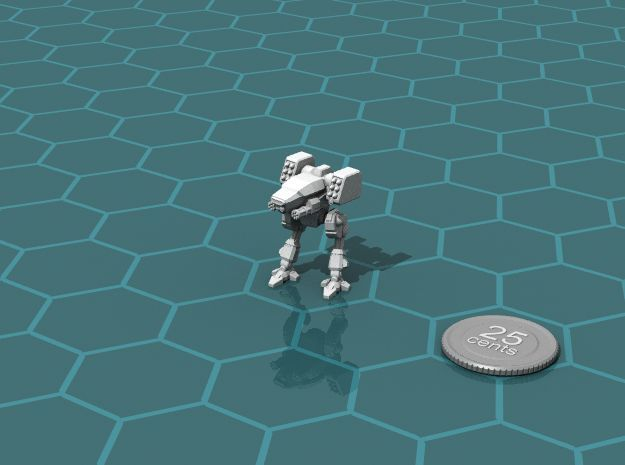Terran Fast Attack Walker in White Natural Versatile Plastic