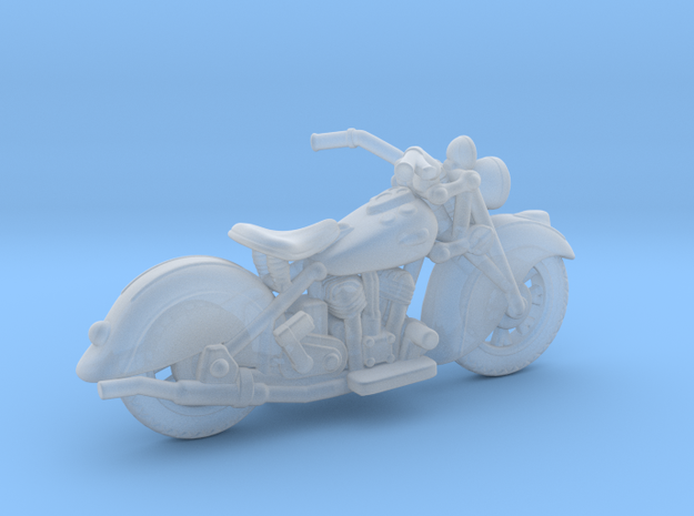 Indian Sport Scout 1940   1:64 S in Smooth Fine Detail Plastic
