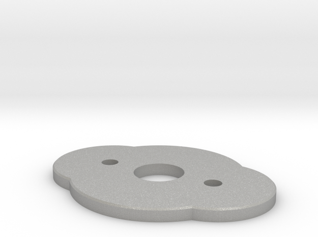 Water cooling plate in Aluminum