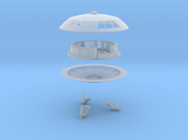 1/350 Jupiter 2 Kit With Interior and Landing Gear
