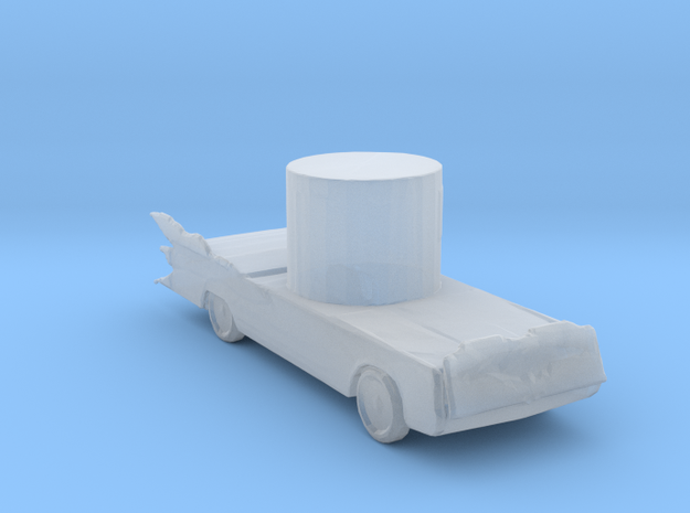 Deathmobile 285 scale in Smooth Fine Detail Plastic