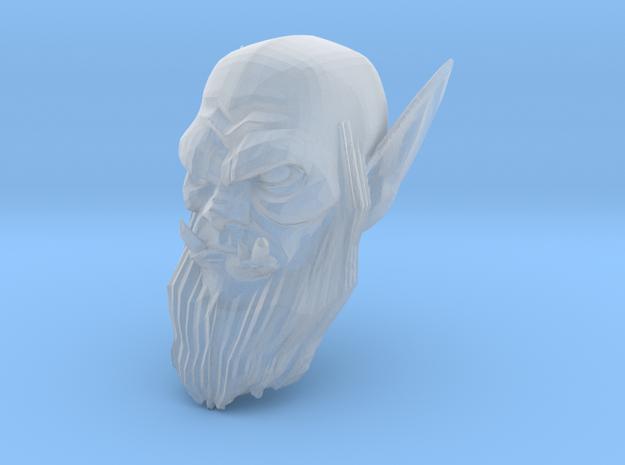 orc head 4