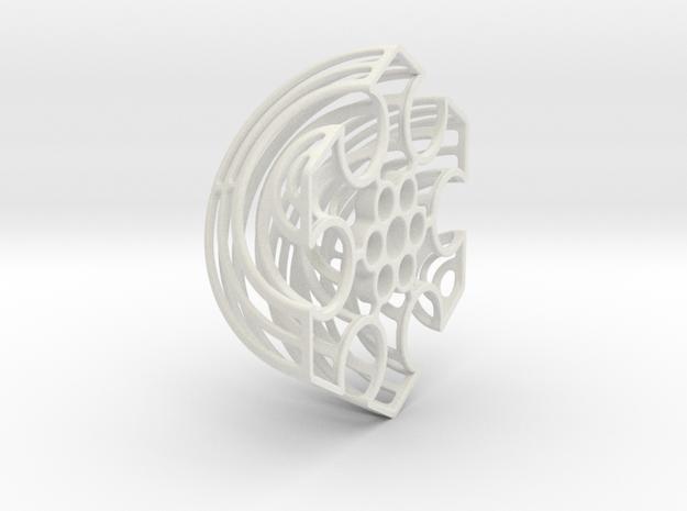 Wireframe Astrolabicon // Side B