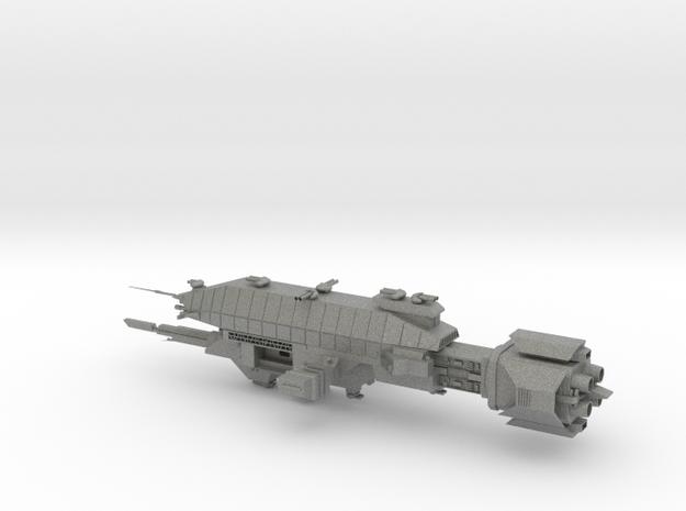 EA - Warlock (w/o base) in Gray Professional Plastic