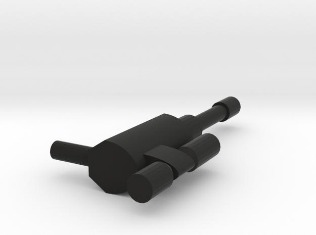 3mm Megatron Gun Mode