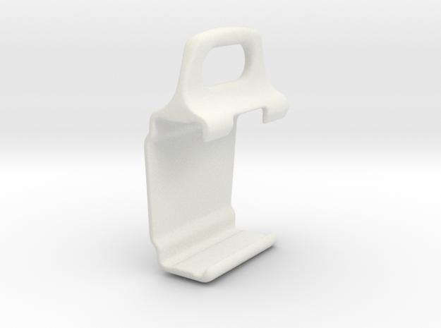 Handle CGH B in White Natural Versatile Plastic