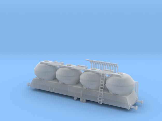Wagon PKP UACS typ(e) 408s Skala N / N Scale in Smooth Fine Detail Plastic