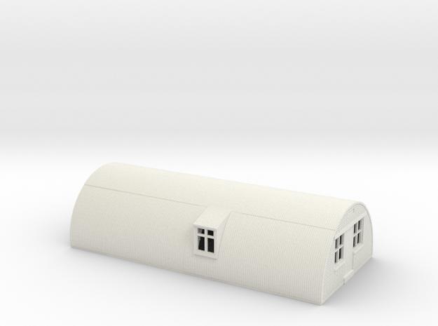 n-87-complete-nissen-hut-16-36-1 in White Natural Versatile Plastic