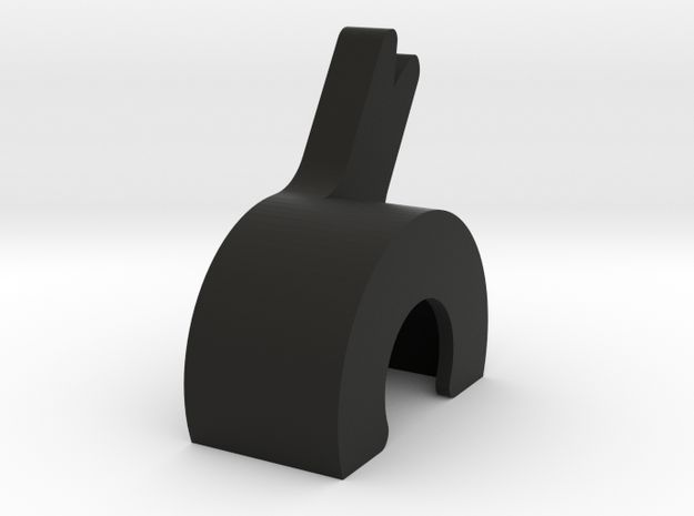 Mod Maker 510 - Button Lock in Black Natural Versatile Plastic