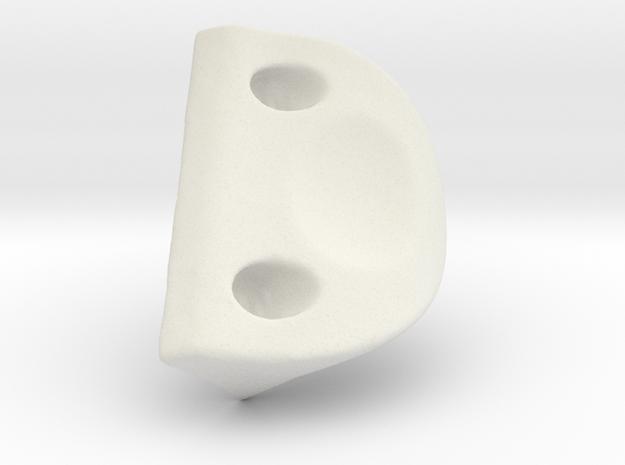 Handle DFF B in White Natural Versatile Plastic
