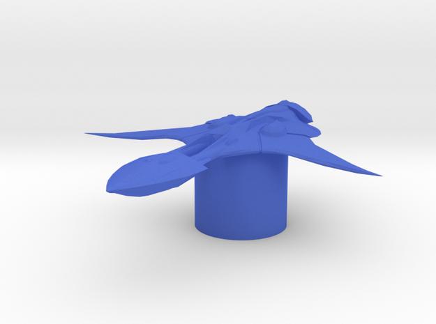 Xindi Aquatic Ship in Blue Processed Versatile Plastic