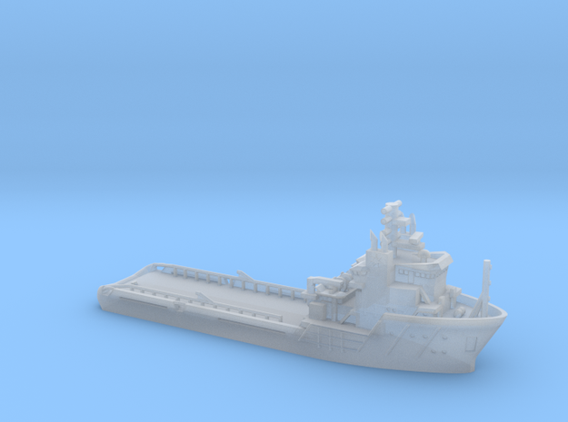 Maersk Pacer_1/1250_WL_V1 in Smoothest Fine Detail Plastic