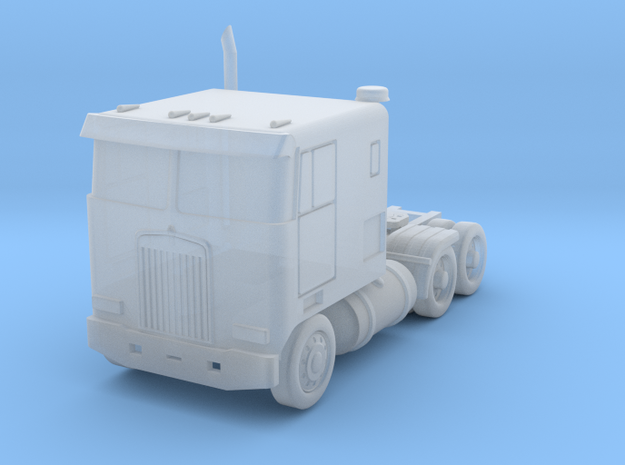 Kenworth Cabover Semi - 1:285scale